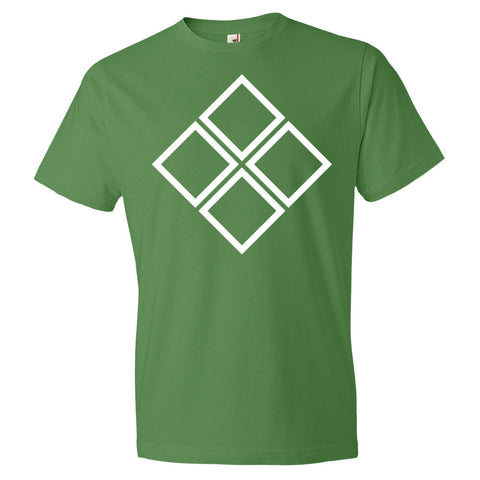Four Square Diamond Men's T-shirt - main image