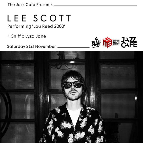 Lee Scott & Friends Live @ The Jazz Café-Blah Records