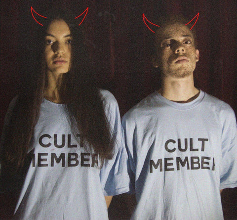 Become a Cult Member Today-Blah Records