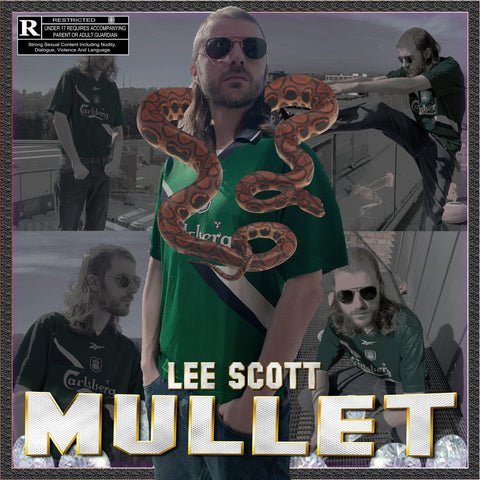 Lee Scott - Mullet-Blah Records