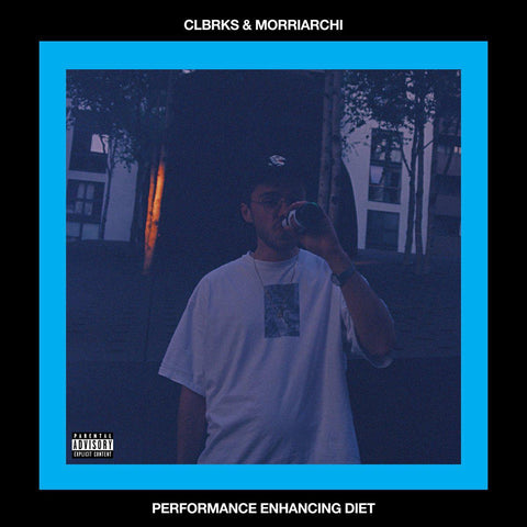 CLBRKS & Morriarchi - PERFORMANCE ENHANCING DIET-Blah Records