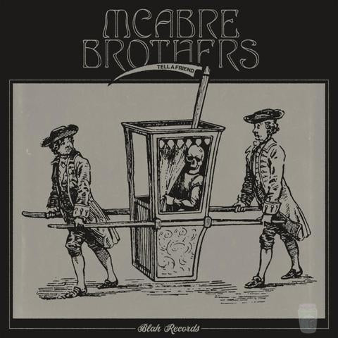 Mcabre Brothers 'Tell A Friend' (Digital)-Blah Records-Digital-DIG00064-Blah Records
