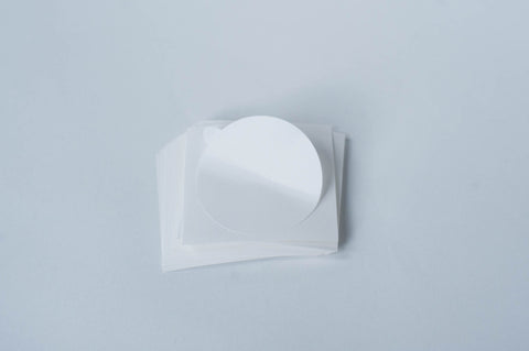 Disposable Glue Sticker