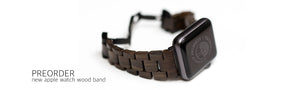 Pre order wood  Apple band