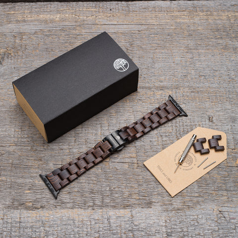 wood band for Apple watch series 1 / 2 / 3  (42 mm)