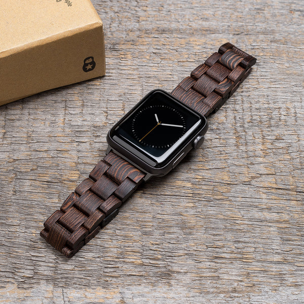 wood band for Apple watch series 4  (40 mm)