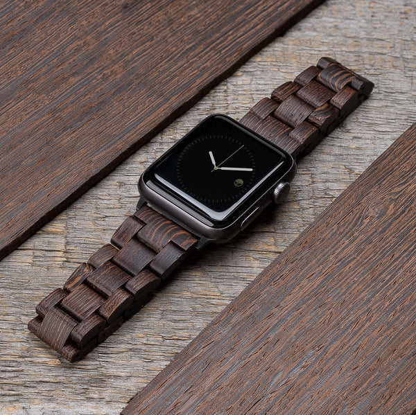 wood band for Apple watch series 5 (44 mm)
