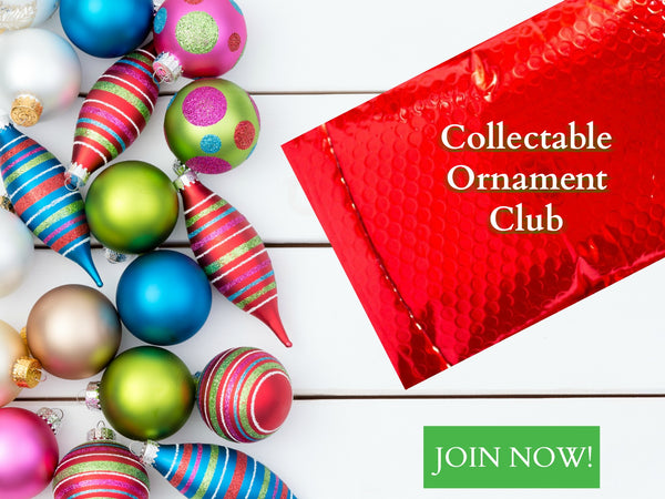 Collectable Ornament Club