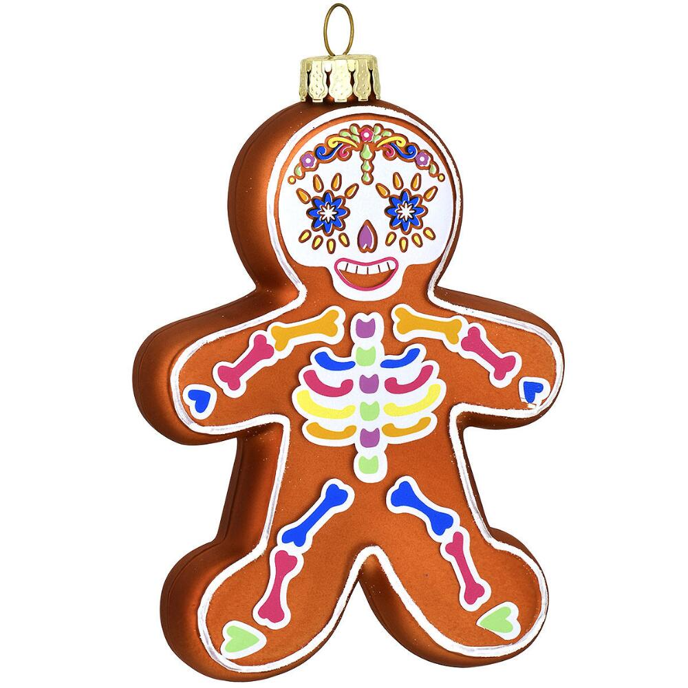 OCTOBER 2019- Gingerbread Day Of The Dead