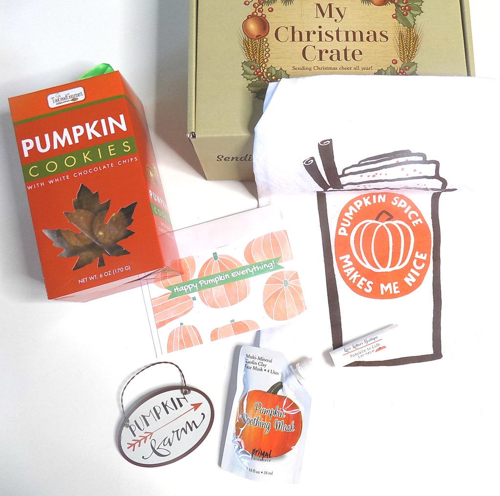 October 2019 Pumpkin Everything Crate