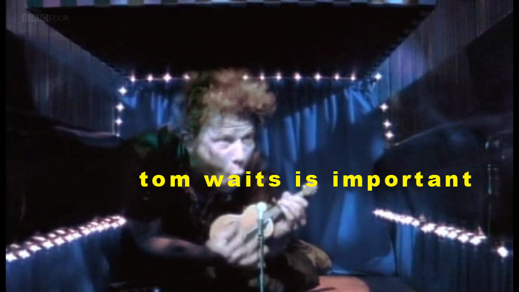Tom Waits is one of the most original musicians of the last five decades.