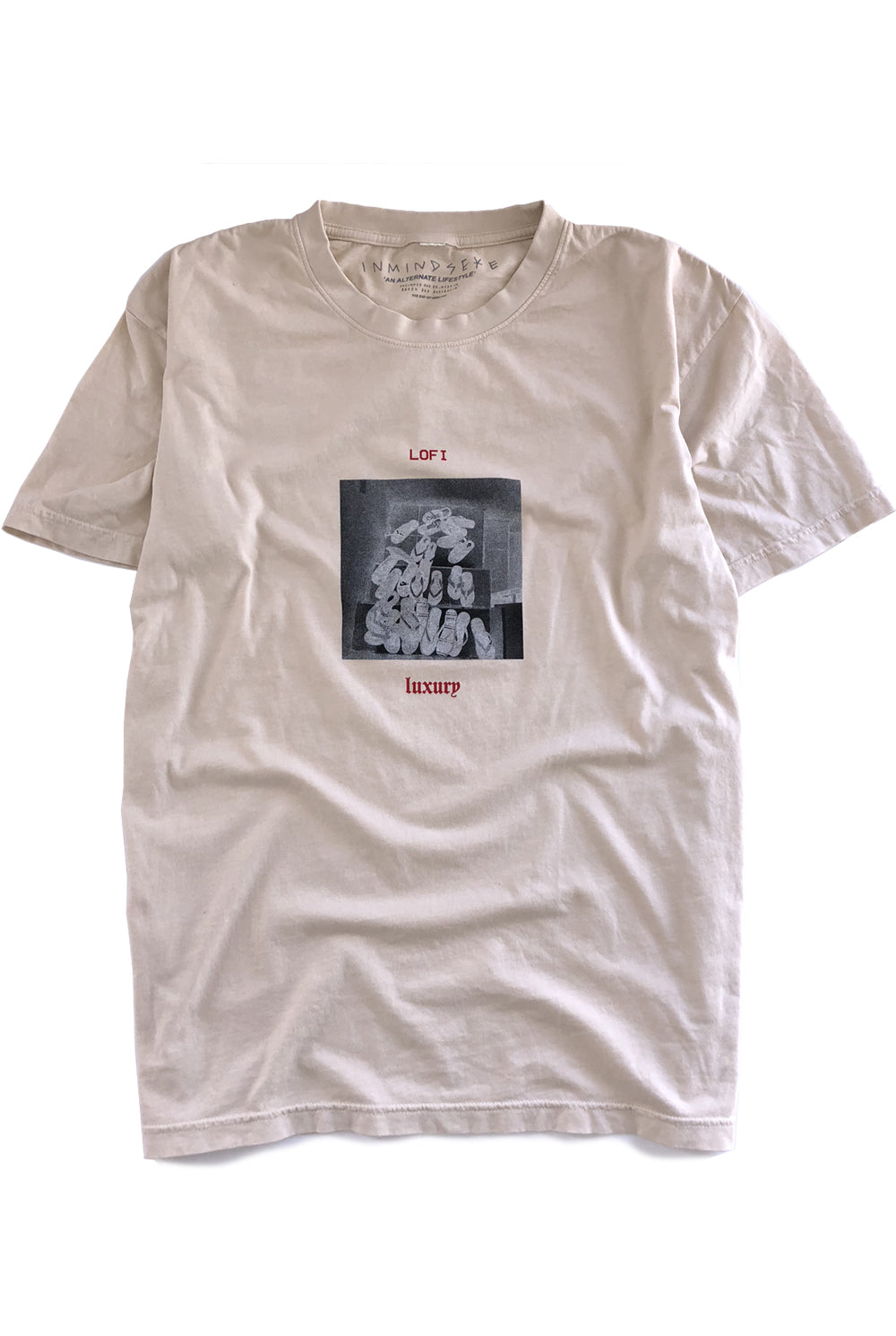 the PINES tee / nicotine