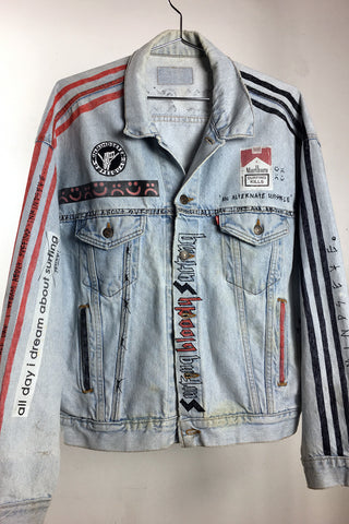 A.D.I.D.A.S JACKET / custom 1 of 1