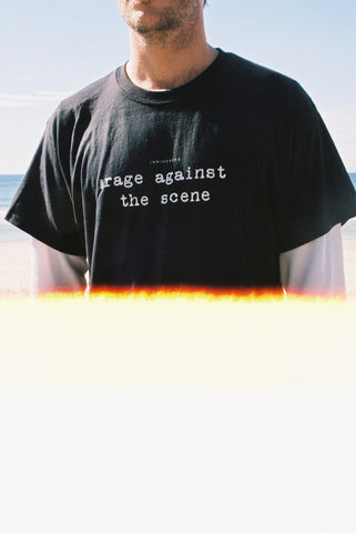 RAGE AGAINST THE SCENE TEE