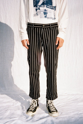"ACID DROP PANT / BLACK ""unisex"""