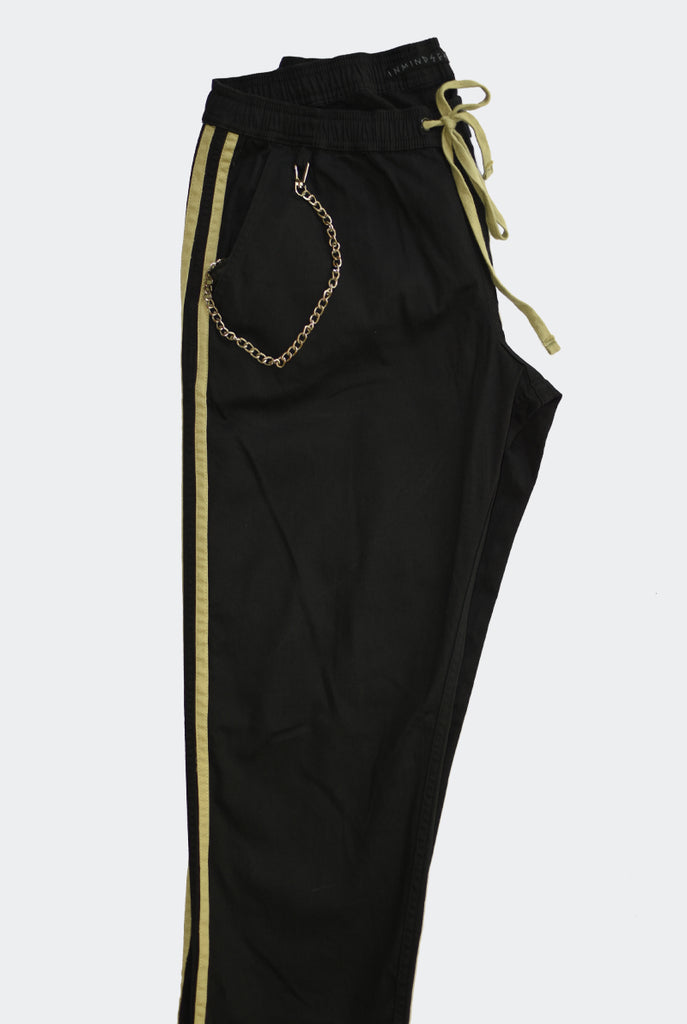 "BAD SPORT BEACH PANT ""BLACK"""