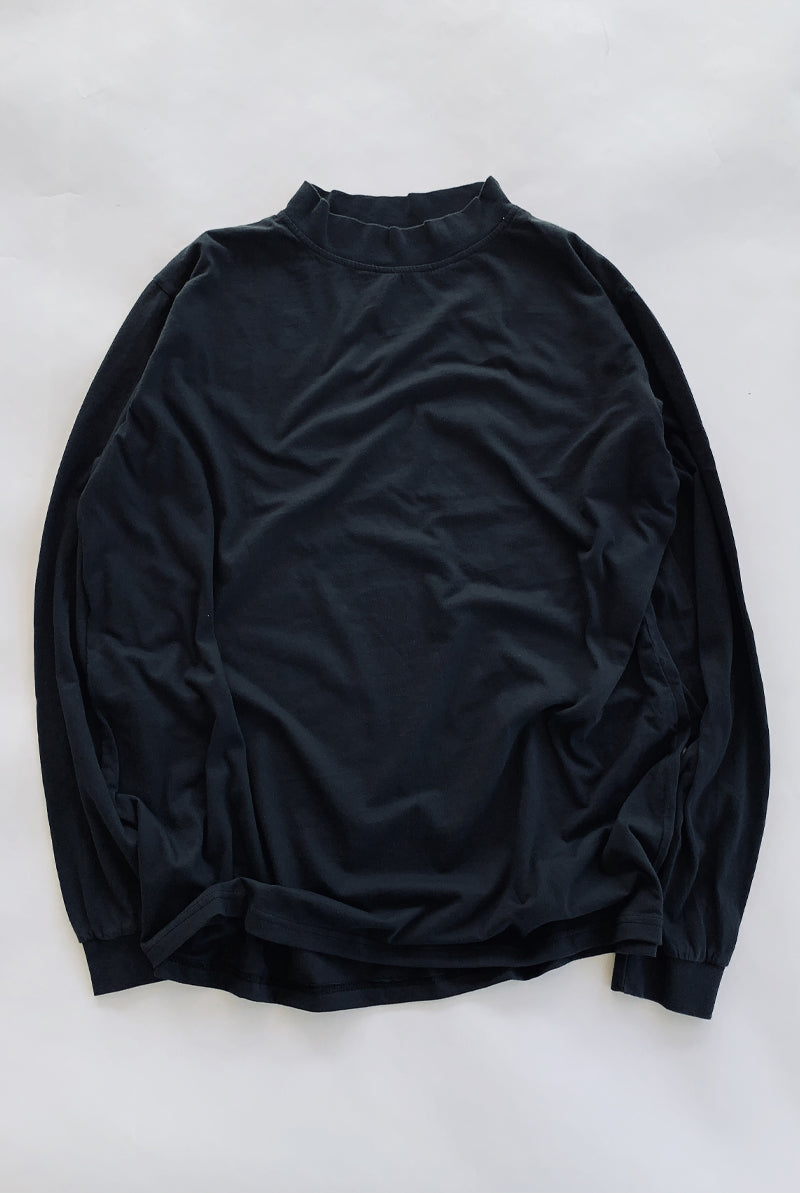 "EARTHCORE SKIVVY / FADED BLACK ""unisex"""