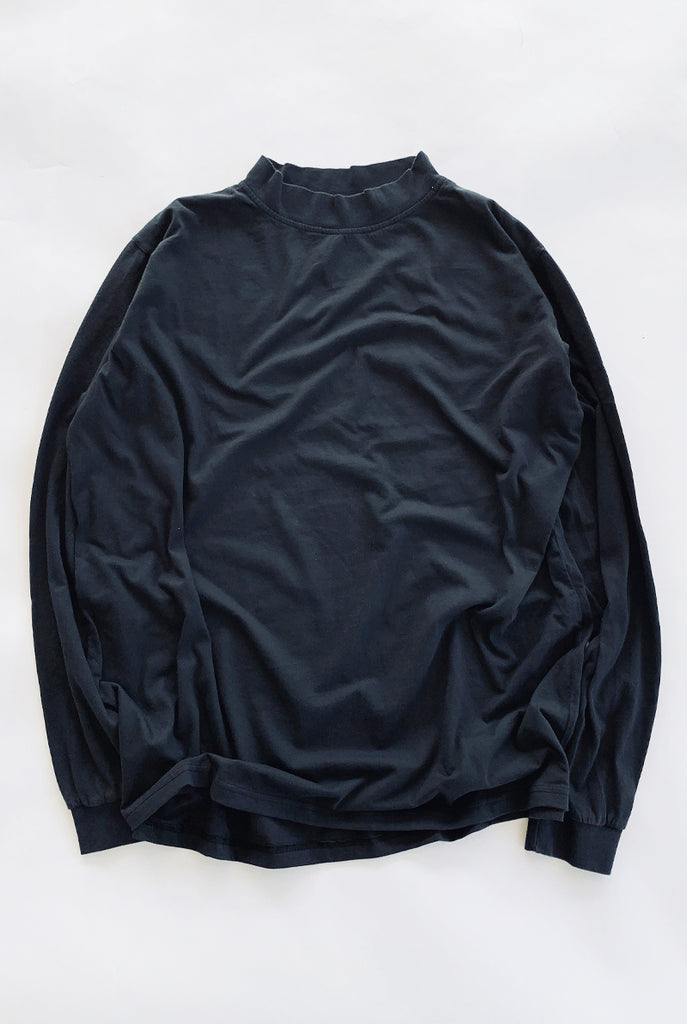 "EARTHCORE SKIVVY 2.0  / Faded Black ""unisex"" PREORDER"