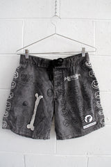 "the BONE DRY trunk ""washed black"""