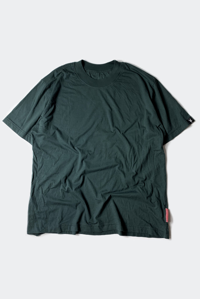 CORE TEE  / DEEP FOREST