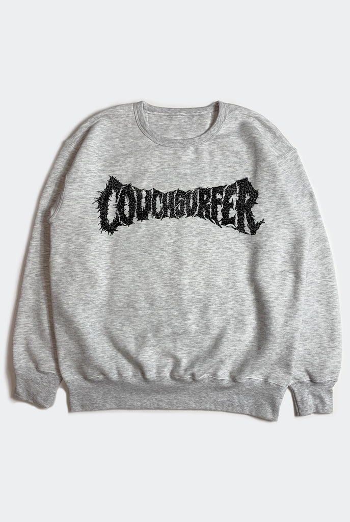 COUCH SURFER CREW / ASH TRAY GREY