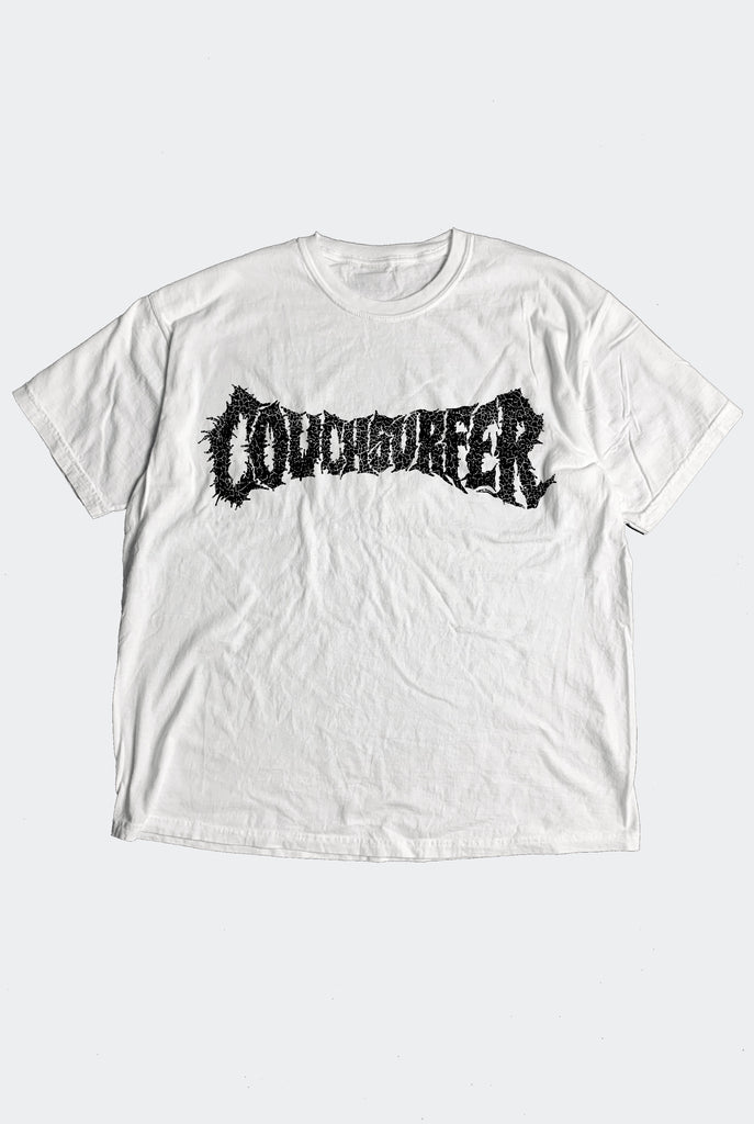 COUCH SURFER TEE / VINTAGE WHITE