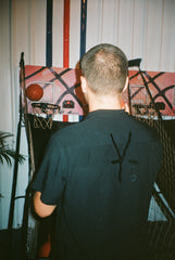 "DUMB DIARIES BOWLO SHIRT ""BLACK"""