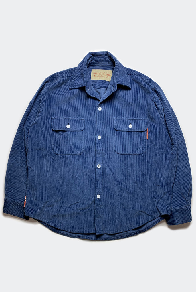 POWER CHORD SHIRT JACKET 2.0 / TRADIE BLUE