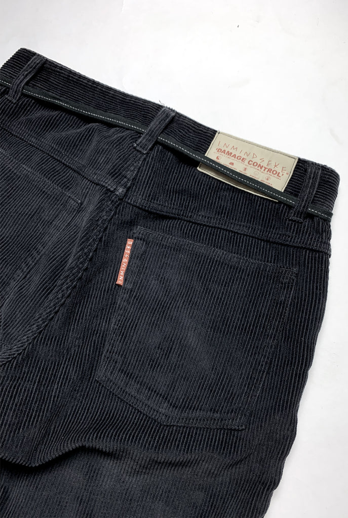 POWER CHORD JEAN / FADED BLACK
