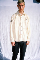 "DEPARTMENTAL SHIRT / TAN ""unisex"""