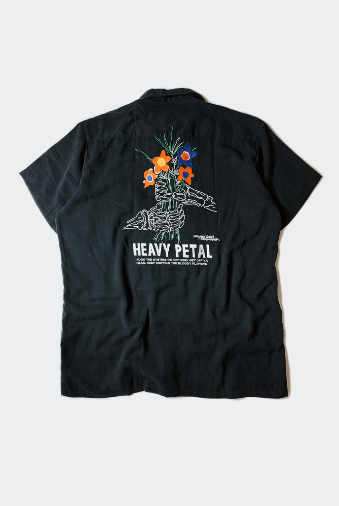 FLOWER SNIFFER BOWLO SHIRT PREORDER