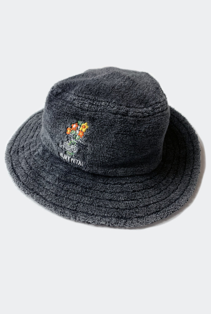 FLOWER SNIFFER BUCKET HAT