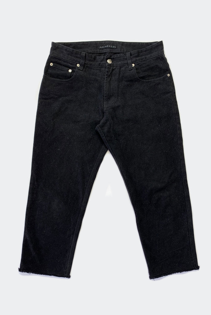"THE FREAK JEANS / BLACK ""unisex"" PREORDER"