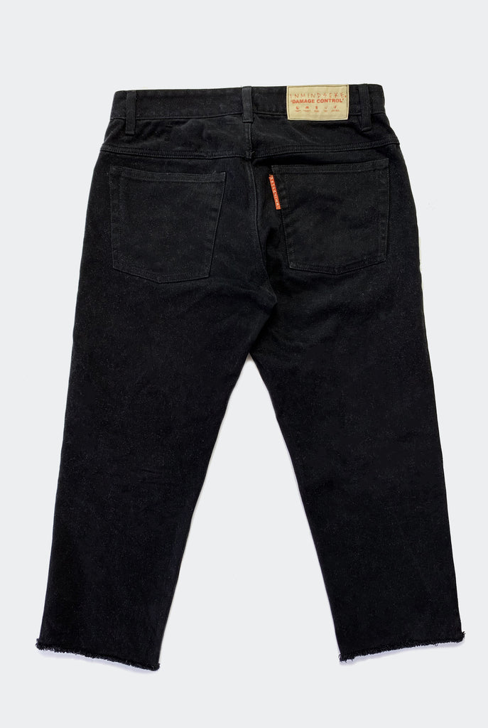 "THE FREAK JEANS / BLACK ""unisex"""