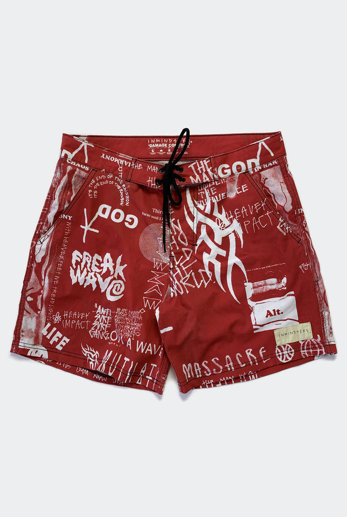 FREAK TRUNK / RED