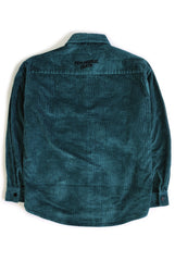 DEADSTOCK shirt jacket / forest green