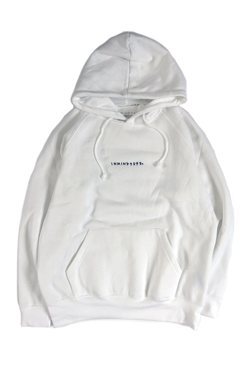 "ALL OF EM hoodie ""white"""