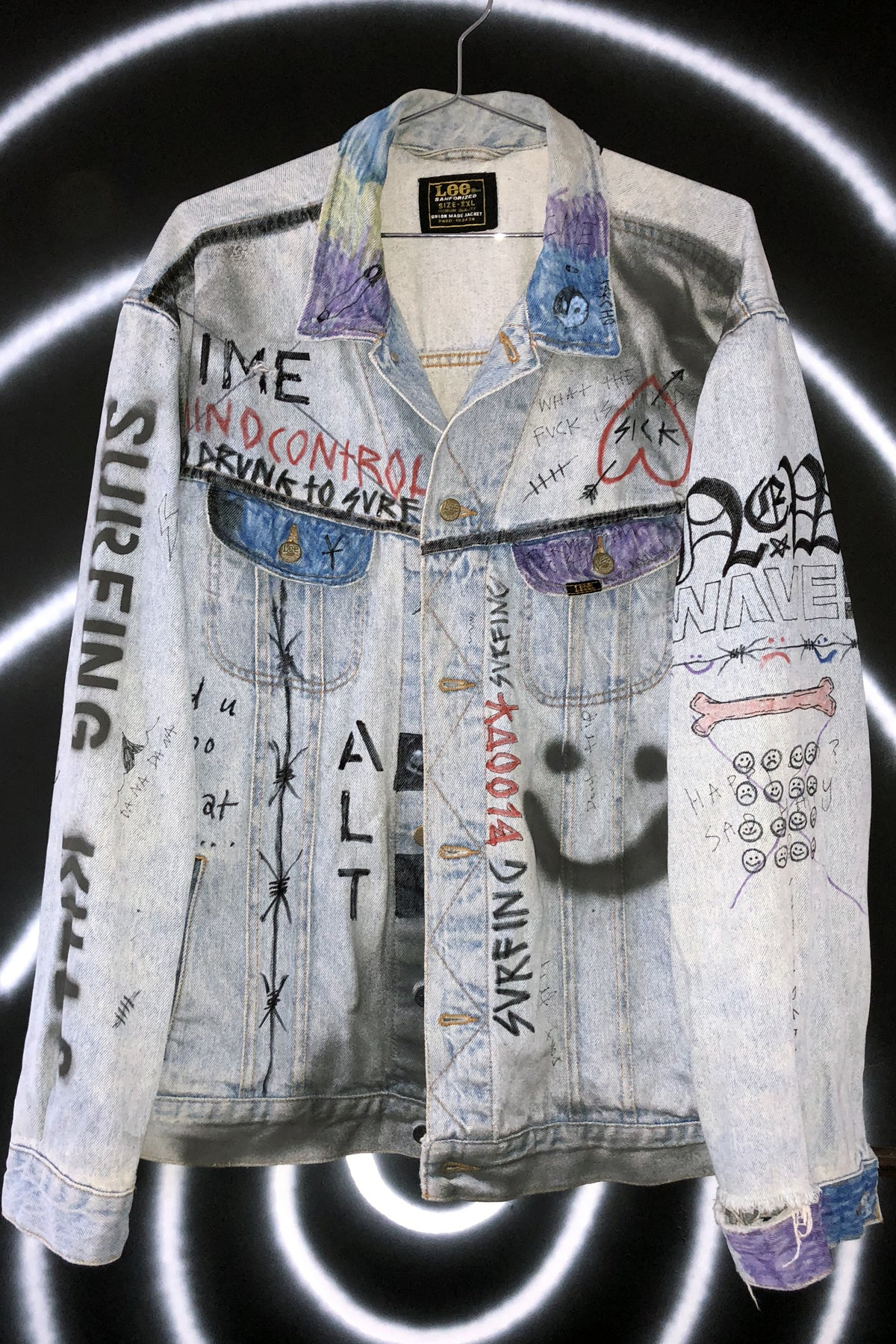 THE KILLS JACKET / custom 1 of 1