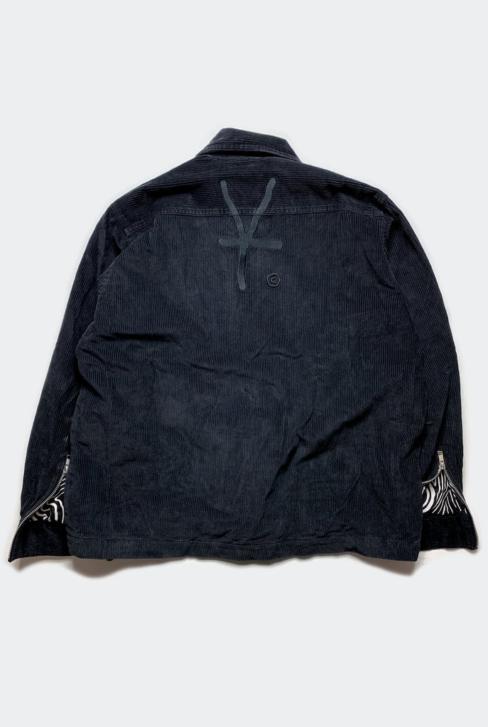 LIFE COACH JACKET 2.0 / FADED BLACK