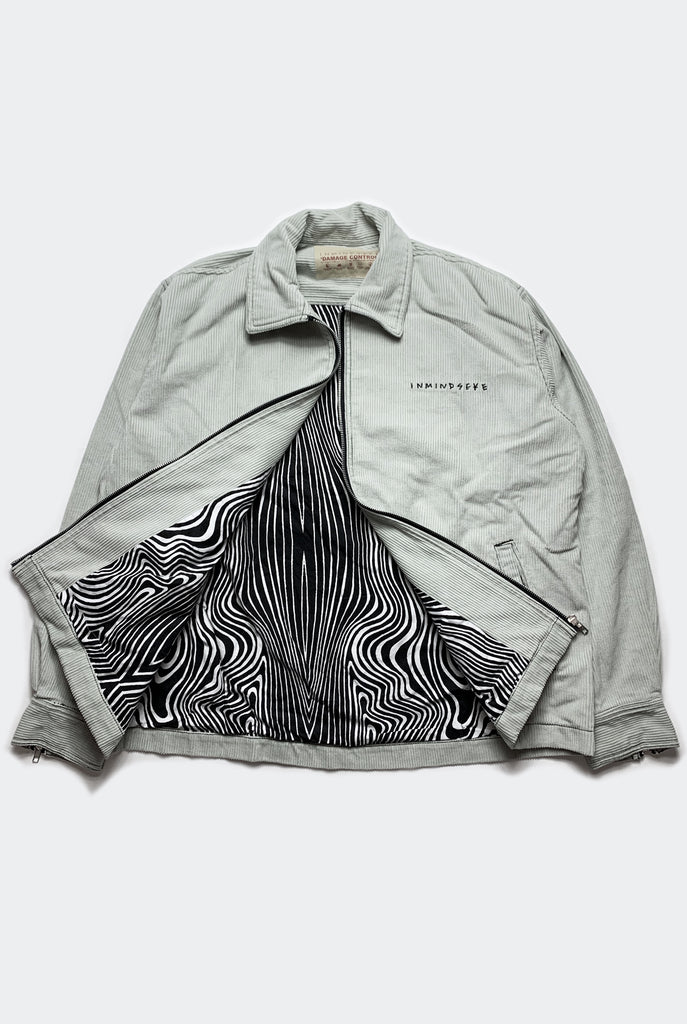 LIFE COACH JACKET 2.0 / ICE WHITE