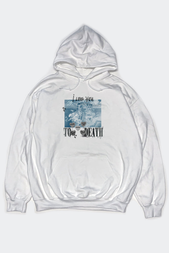 LOVE YOU TO DEATH HOOD / PRESALE