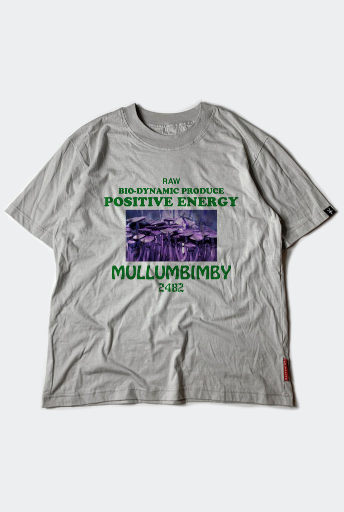 MULLUM MADNESS TEE  / DIRTY WHITE PREORDER