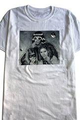 "TEENAGE MUTILATION tee ""white"""