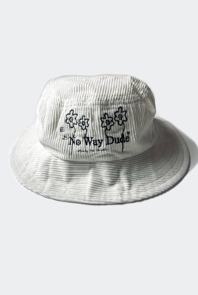 NO WAY BUCKET HAT