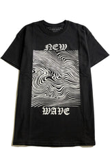 "Neo WAVE tee ""black"""