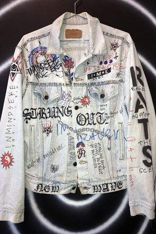 BLOODY OATH JACKET / custom 1 of 1