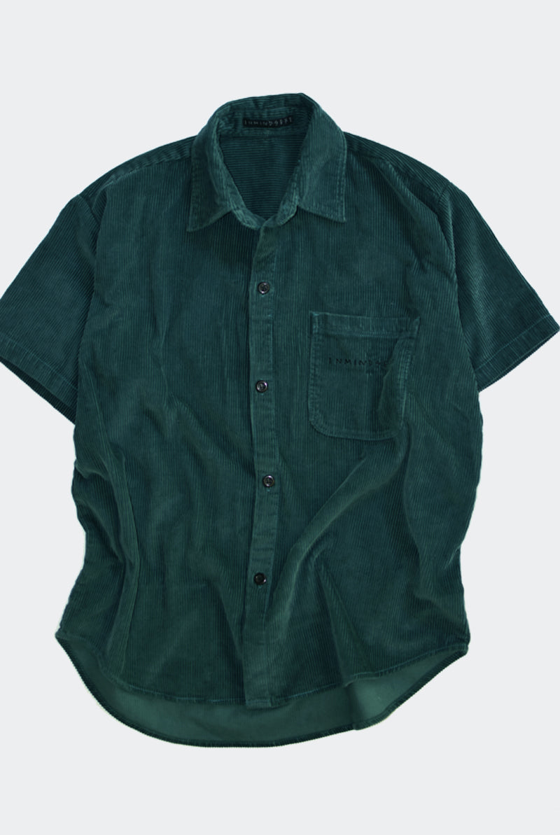 "POWERCHORD SHIRT ""RANCH GREEN"""