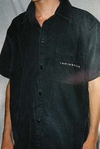 "POWERCHORD SHIRT ""NAVY"""