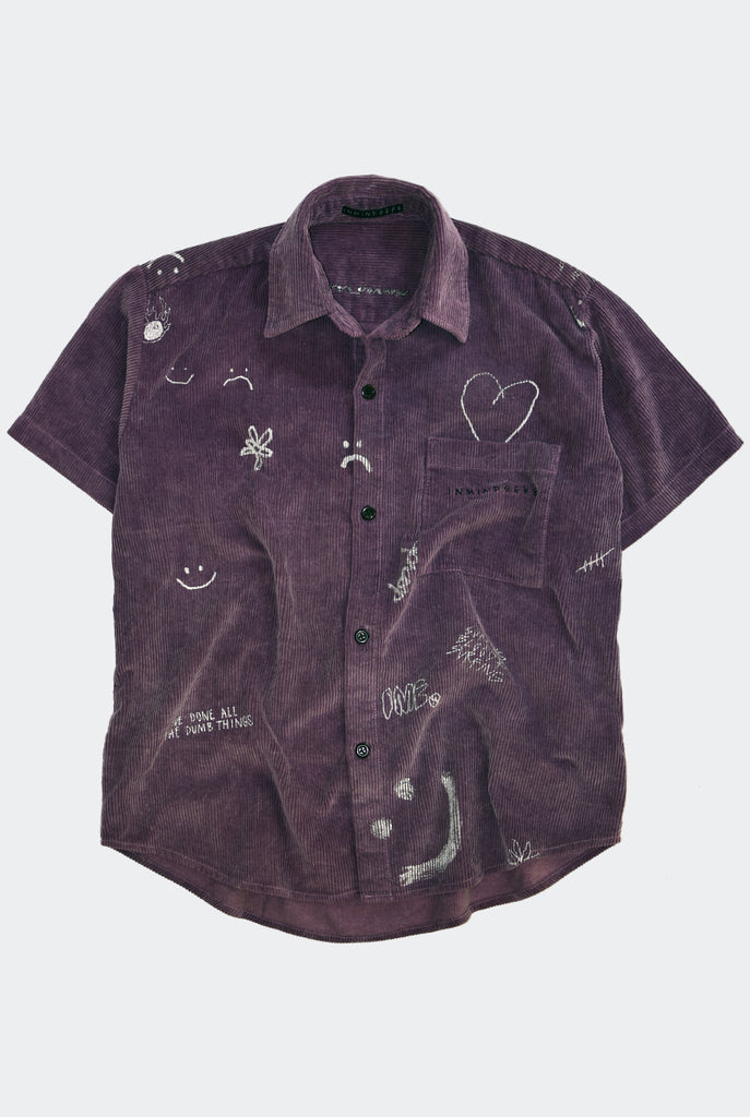 "SIGNATURE SHIRT ""PURPLE HAZE"""