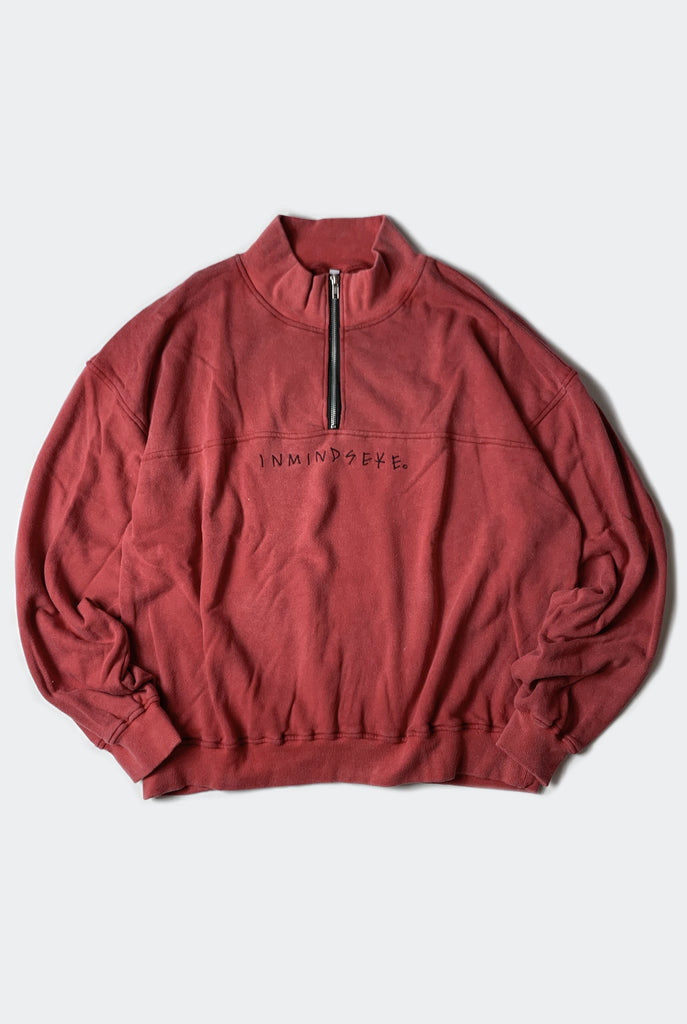 SLOBBY JOE SWEATER / WASHED RED PREORDER